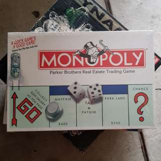 Monopoly (sealed)