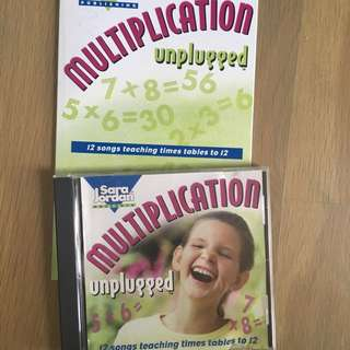 Multiplication cd
