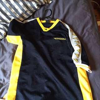 Vintage diadora jersey