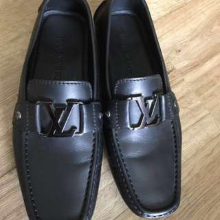 LV shoes Monte Carlo Moccasin AUTHENTIC *PRICE REDUCED!!*