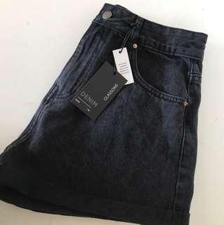 GLASSONS denim shorts size 10