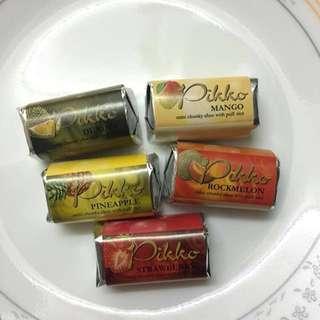 馬來西亞榴蓮口味巧克力