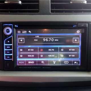 Dvd car player