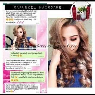 RAPUNZEL HAIR CARE