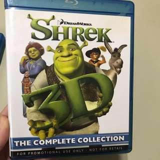 Blue Ray cartoon DVD