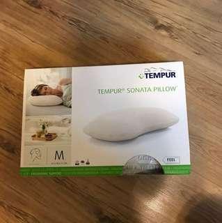 Temper pillow