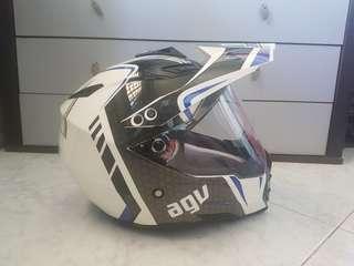 Agv ax8 dual evo helmet