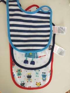 Bibs baby boy mothercare