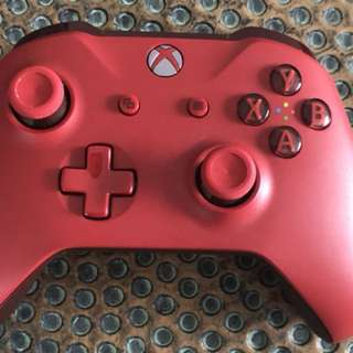 Xbox one remote red