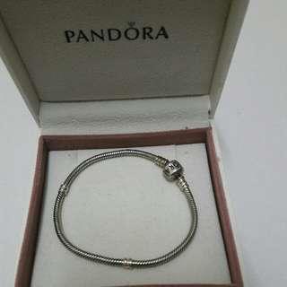 Pandora Bracelete 19cm