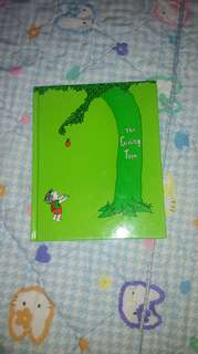 The giving tree in chinese