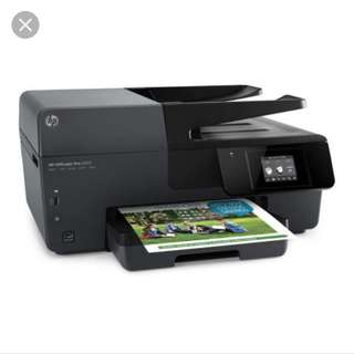 Like New HP Office Jet Pro 6830