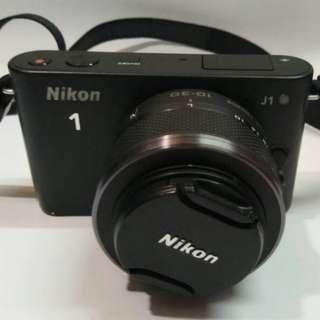 Nikon j1 10mm-30mm lens