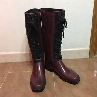 Burberry 女裝雨靴