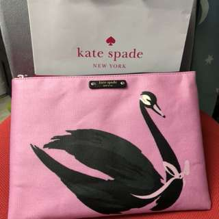 Kate Spade pouch New & Real