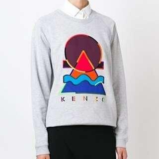 Authentic Kenzo sweatshirt size medium