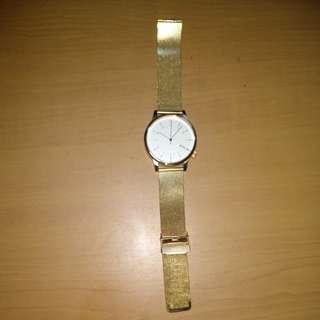 AUTHENTIC KOMONO Golden Watch