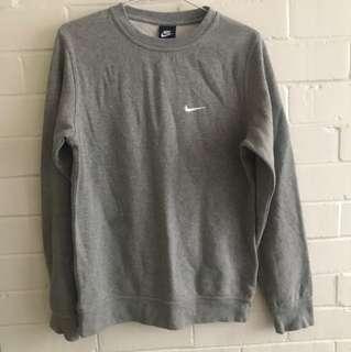 Nike Grey Jumper