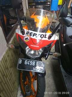 CBR 150 REPSOL THAILAND