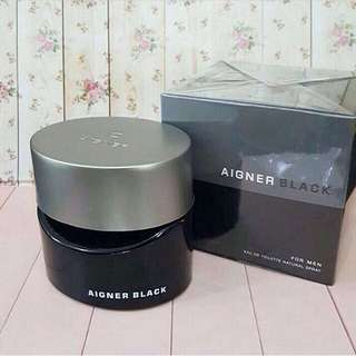 Parfume Aigner black 100ml (segel)