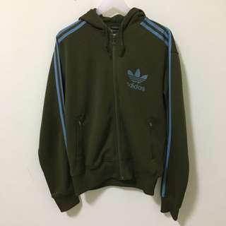 🚚 Adidas軍綠外套