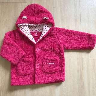 Pumpkin Patch Bear Sweater