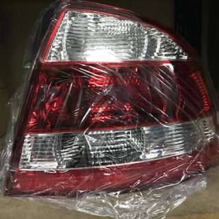 BLM Tail Lamp