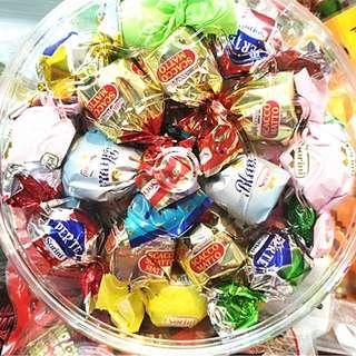 🚚 義大利 玫瑰巧克力禮盒