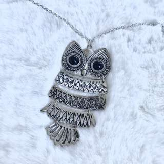 Owl Necklaces