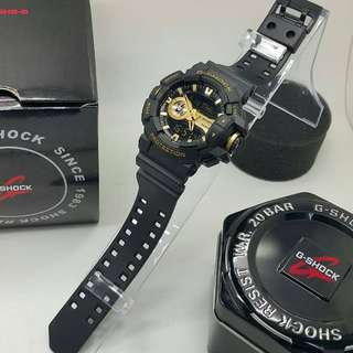 G-SHOCK AUTOLIGHT