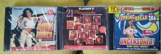 3 for 200 l- Playboy VCDs
