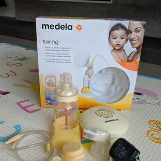 Medela Swing - with Calma