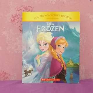 Scholastic storybook - Disney Frozen