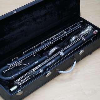 Leblanc (Paris) Contrabass Clarinet