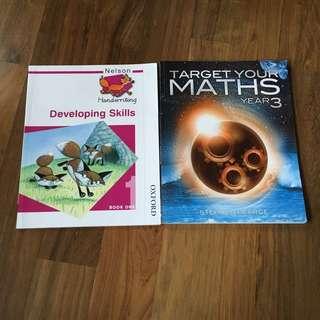 Year 3 Books