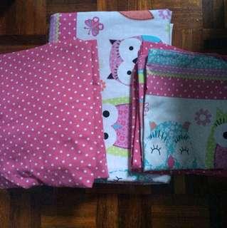 Girl Bedsheet