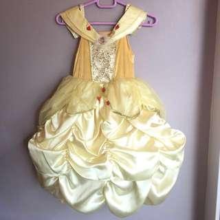 Disney Beauty & the Beast Princess Belle Costume