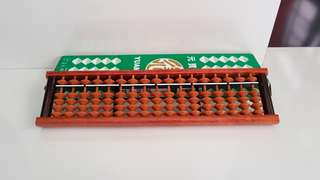 Wooden Abacus (handmade)