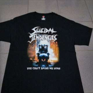 Suicidal Tendencies ORI