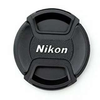 58mm Nikon Lens Cap