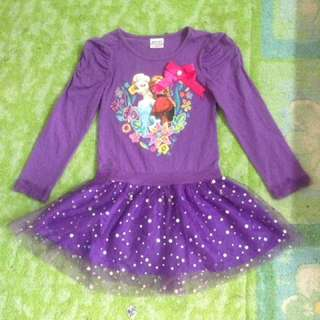 DISNEY DRESS/BAJU condition 9/10