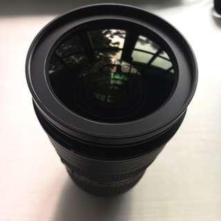 Nikon 24-70mm f/2.8G Non VR