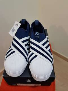 Adidas superstar slip-on WHITE MOUNTAINEERING. Limited edition.