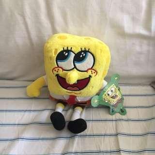 Spongebob Plush