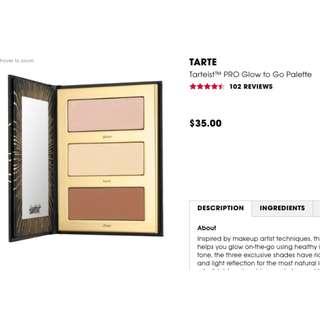 TARTE Natural Artistry Faves Color Set (Limited Edition)