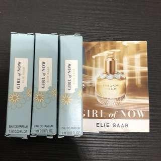 Elie Saab Girl of Now Eau De Parfum 1ml