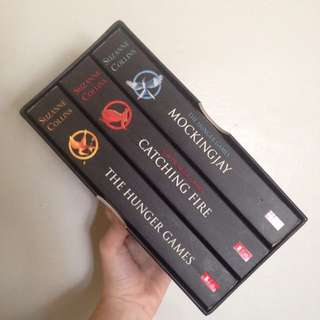 Hunger Games Complete Set
