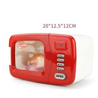 MINI MICROWAVE FOR KIDS - BATTERY OPERATED