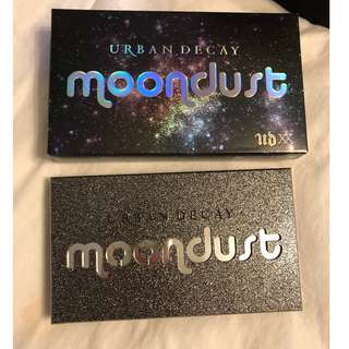 URBAN DECAY: Moondust Eyeshadow Palett