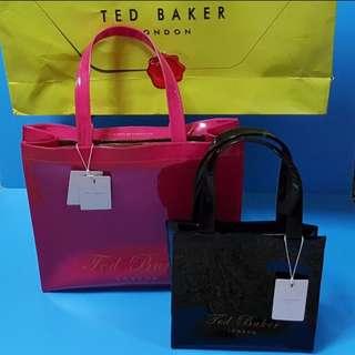 0fc17f3e9b Ted Baker Bag (Shopper / Tote Bag - Large-Pink / Small-Black